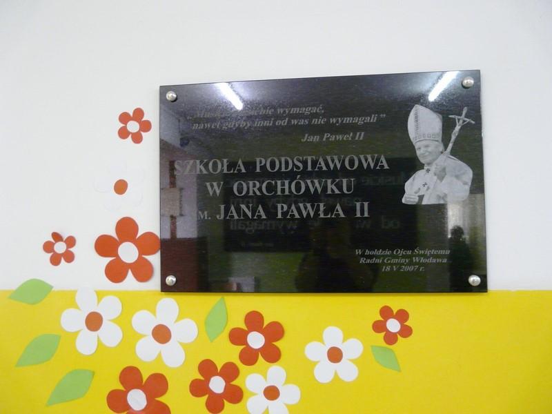 You are browsing images from the article: Święto Patrona Szkoły